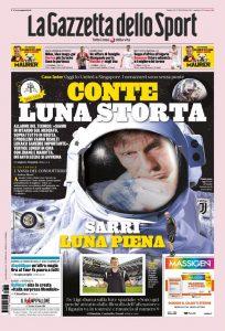 """La rassegna stampa di sabato 20 luglio: """"Conte luna storta,"""