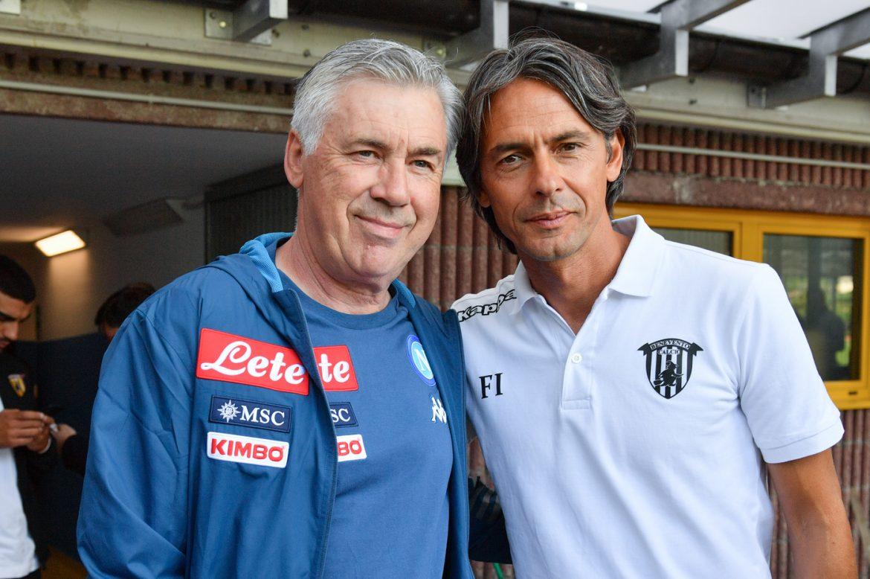 Ancelotti post Benevento