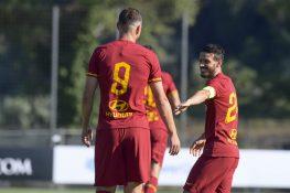 Roma, goleada nella seconda amichevole stagionale: 10 1 al T