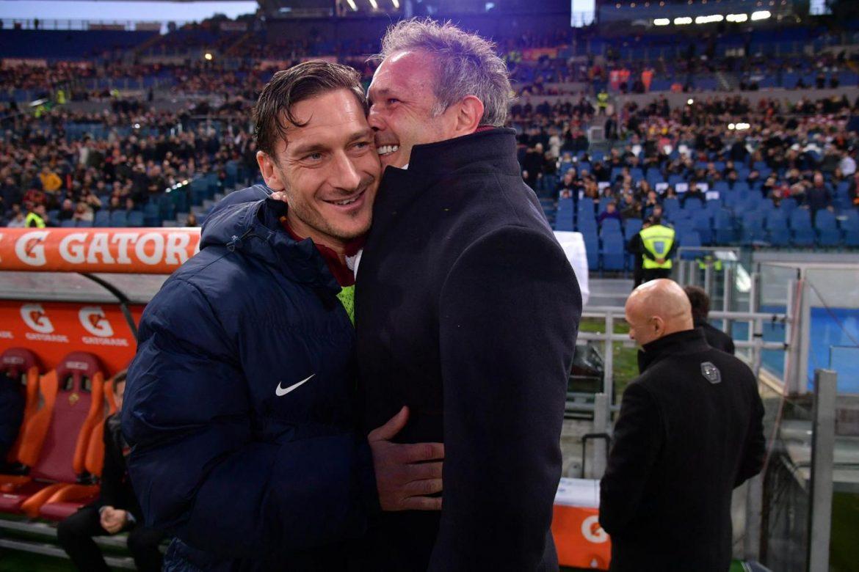 malattia Mihajlovic Totti
