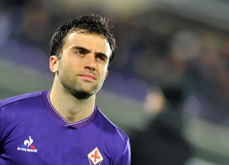 Giuseppe Rossi (Foto LaPresse/Jennifer Lorenzini)