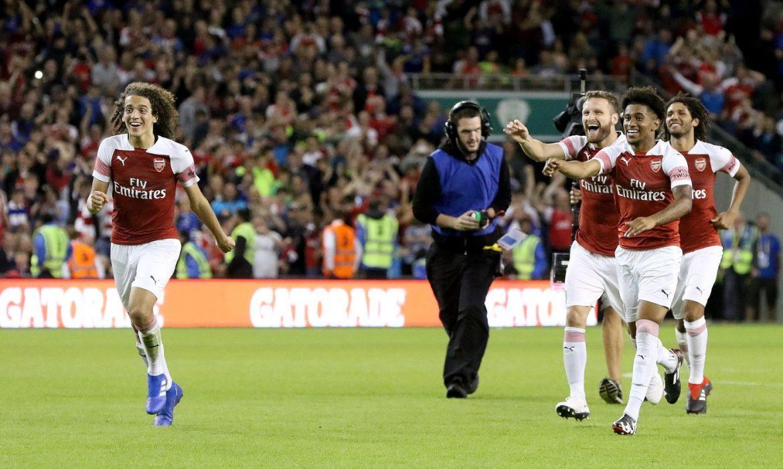 Arsenal Bayern