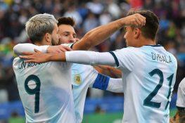 Argentina, i convocati di Scaloni per i test contro Messico