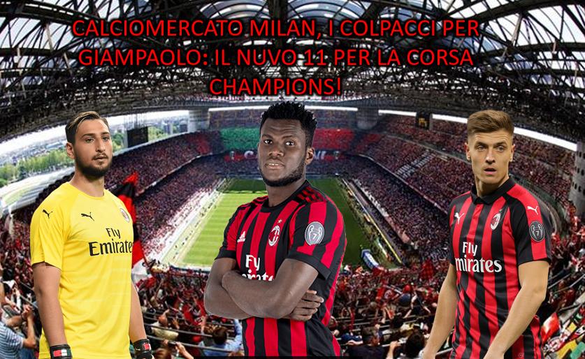 Il nuovo Milan