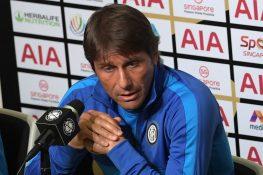 """Inter Lecce, Conte: """"Gap con Juve e Napoli c'è, ma non ci po"""