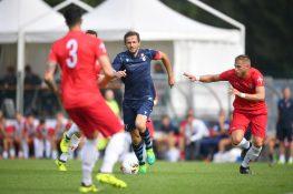 Lazio, 5 reti contro la Triestina: ok anche la Spal [FOTO]