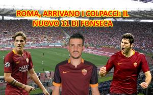 Calciomercato Roma, arrivano i colpacci per Fonseca: adesso