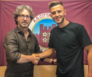Cittadella, nuovo arrivo: ufficiale Vrioni dalla Sampdoria