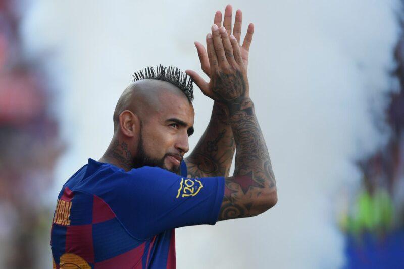 Vidal (Foto AFP/LaPresse)