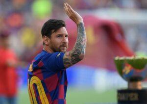 """Infortunio Messi, gli aggiornamenti sulle condizioni della """""""