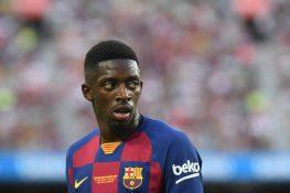 Barcellona, piove sul bagnato: dopo Suarez si ferma Dembélé
