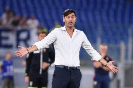 Roma-Genoa |  Fonseca spiega i motivi del pareggio |  Andreazzoli parla di mercato