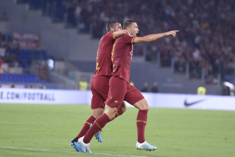 Formazioni ufficiali Bologna-Roma