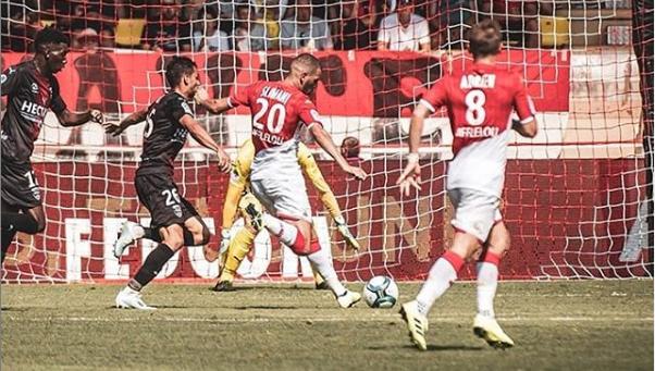Monaco-Nimes 2-2