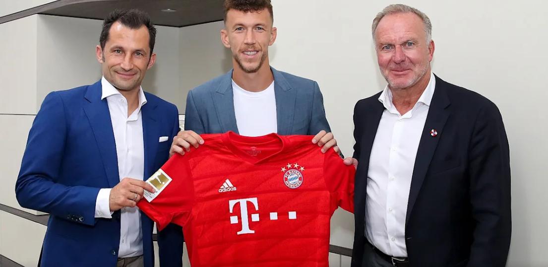 Perisic Bayern Monaco