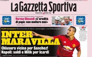 La rassegna di stampa di domenica 18 agosto – Inter Maravill