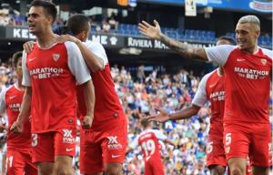 Liga, esordio vincente per il Siviglia: 0 2 sul campo dell'E