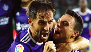 Liga |  il Betis Siviglia cade in casa |  Valladolid corsaro 1-2