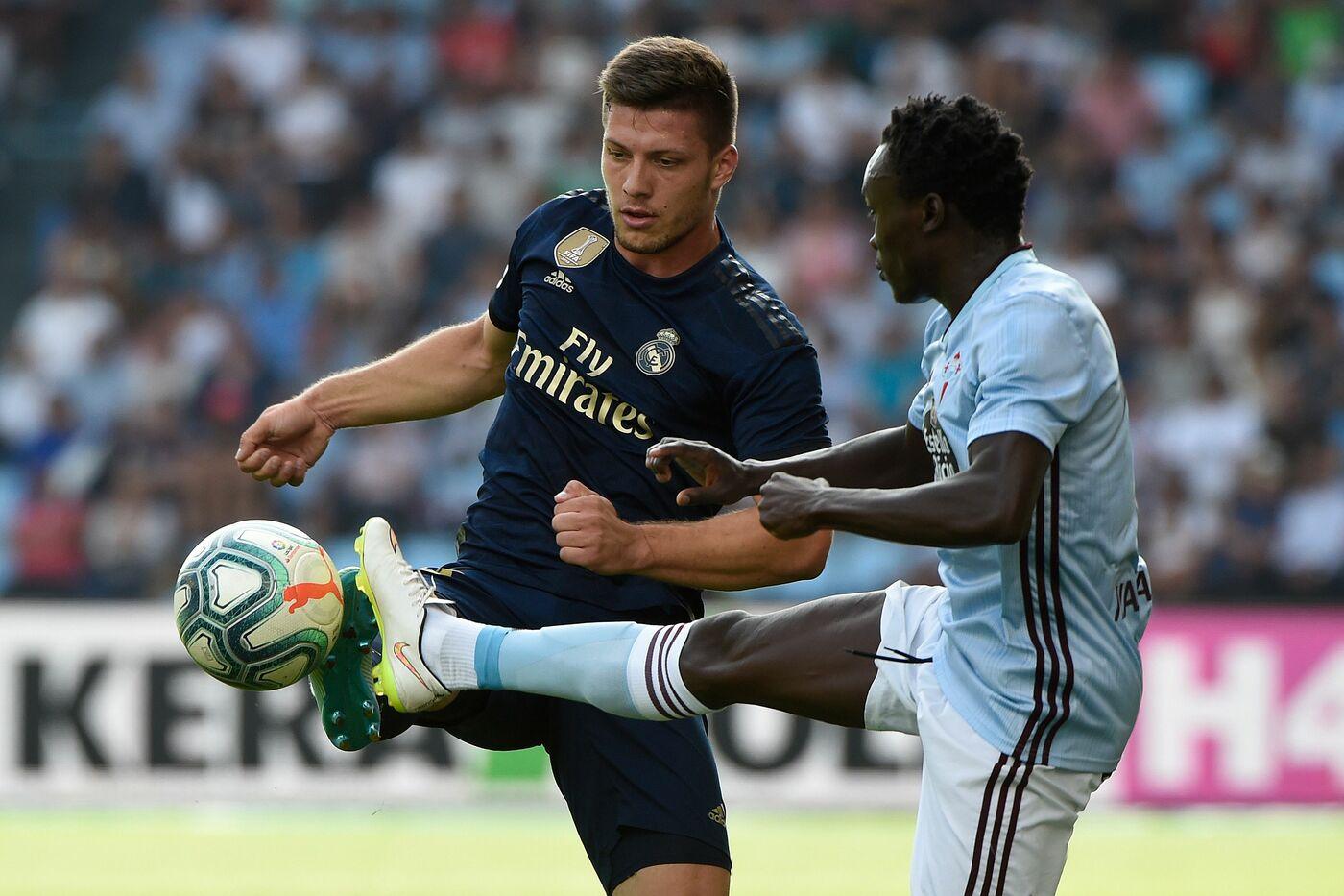Real Madrid, Jovic via in prestito? L'attaccante serbo risponde ...