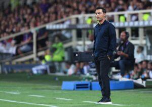 """Fiorentina Napoli, Montella durissimo: """"Arbitri si complican"""