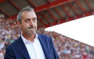 """Udinese Milan, Giampaolo deluso: """"attacco da rivedere"""""""