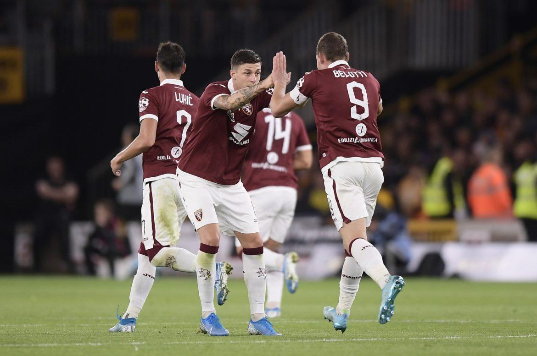 probabili formazioni Torino-Milan
