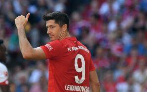 Lewandowski come Meyer: 9 gol nei primi 5 match, è record