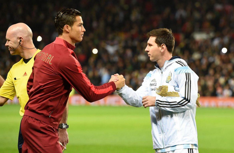cena Messi-Ronaldo