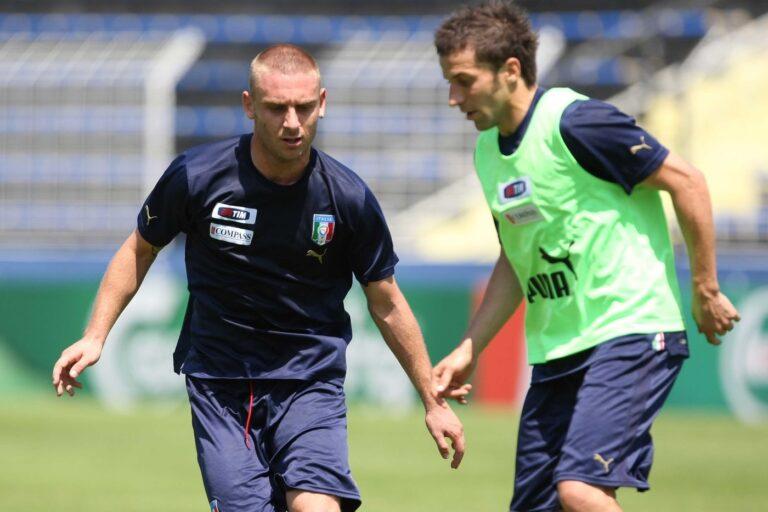 Del Piero e De Rossi