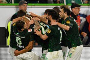 Bundesliga, colpaccio del Wolfsburg: Herta Berlino steso 0 3