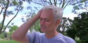 "José Mourinho si commuove: ""Il calcio mi manca"" [VIDEO]"