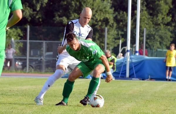 amichevole Udinese
