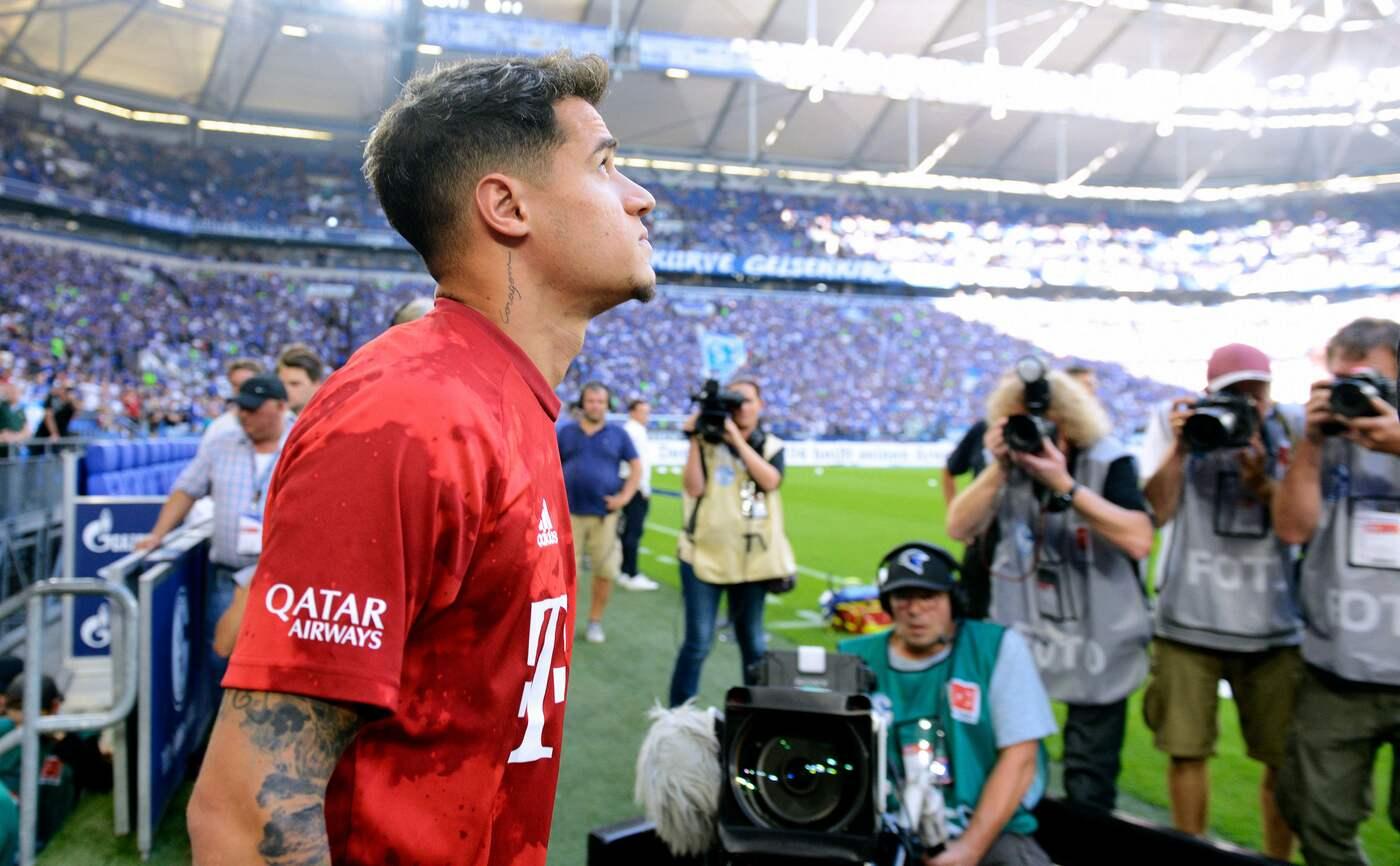 Coutinho (AFP/LaPresse)
