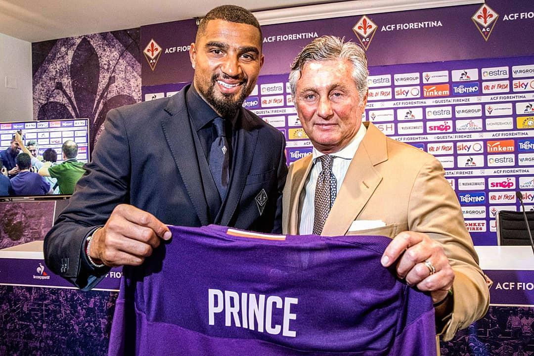 Boateng (Foto sito Fiorentina)