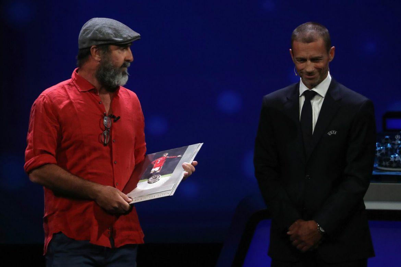 discorso Cantona