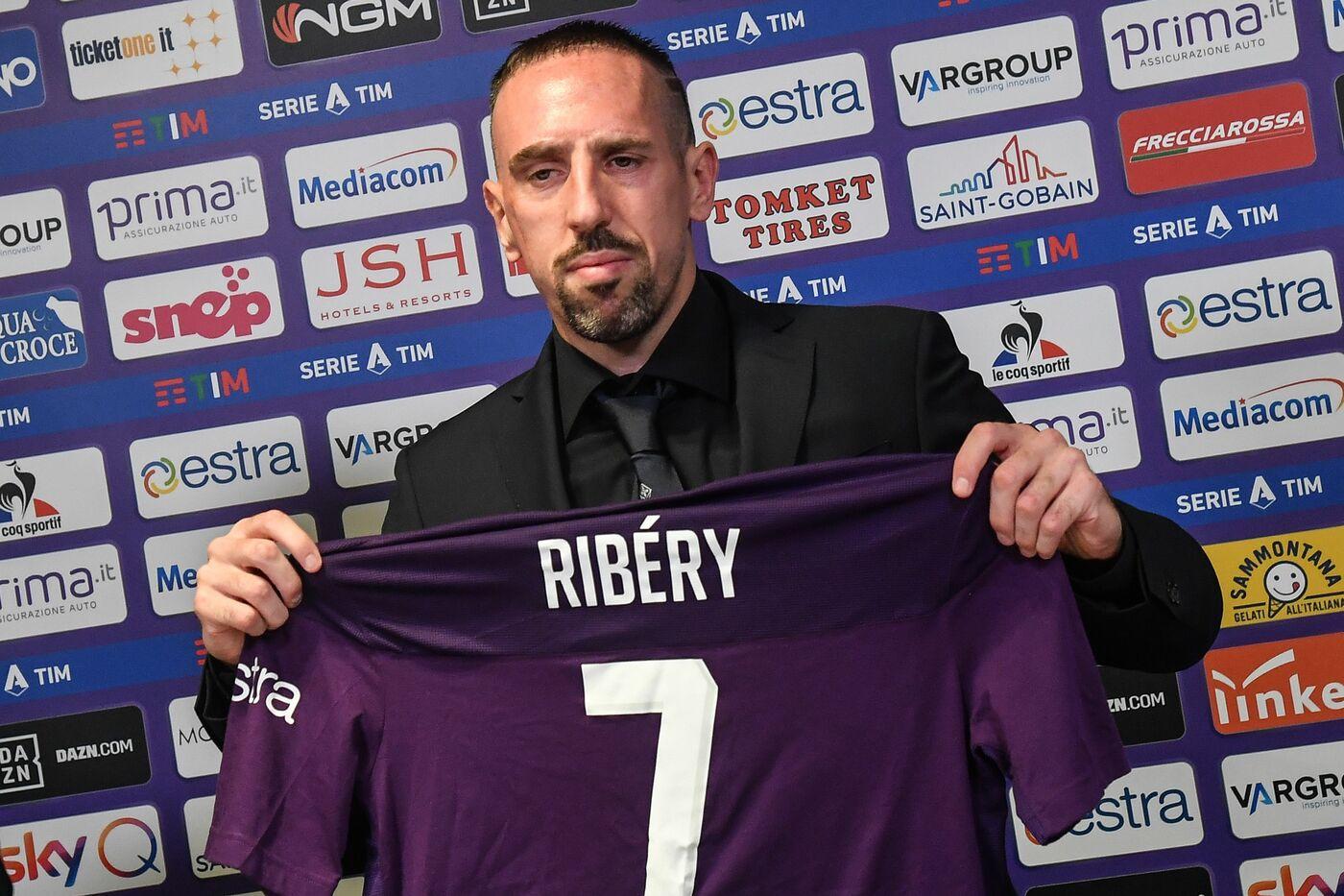 Ribery (Foto AFP/LaPresse)