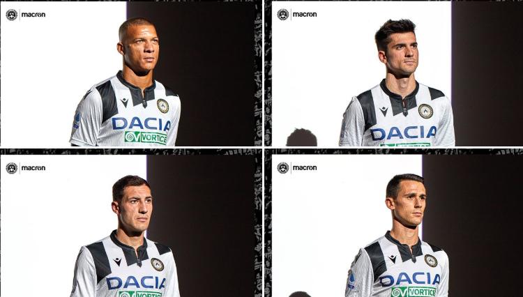 Foto Twitter Udinese