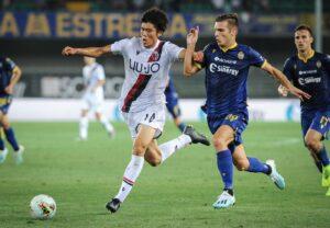 Verona Bologna 1 1, le pagelle di CalcioWeb: non basta Sanso