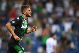 Sassuolo-Cagliari |  le formazioni ufficiali |  sorpresa Berardi