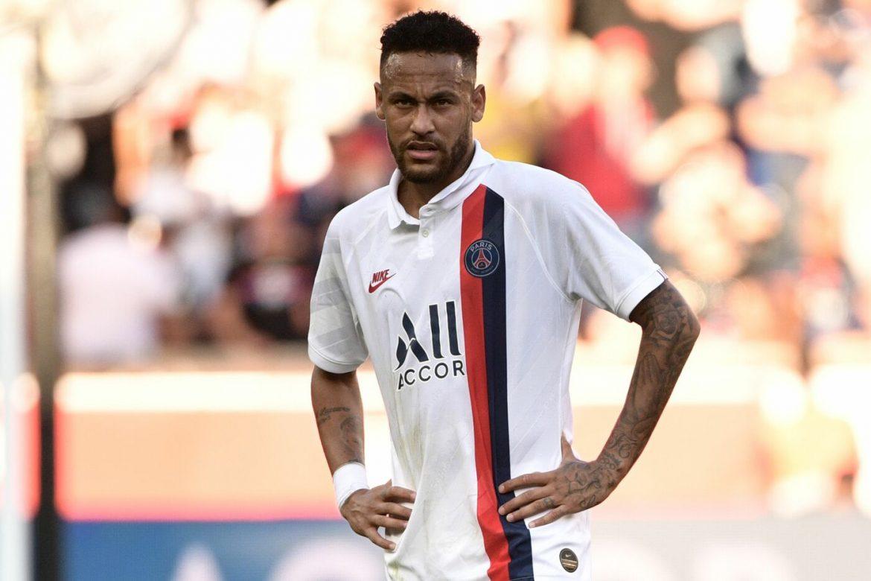 infortunio Neymar