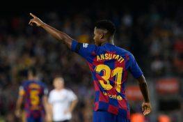 Il Barcellona blinda Ansu Fati |  rinnovo del contratto |  e adesso la clausola rescissoria