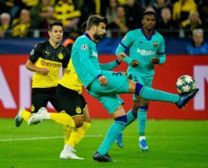 Risultati Champions League – Colpaccio Valencia, il Barça no