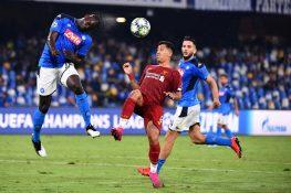 Napoli-Liverpool 2-0 live, raddoppia Llorente!