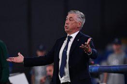 Napoli Liverpool, Ancelotti commenta la vittoria: il tecnico