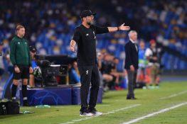 """Napoli Liverpool, Klopp: """"Dobbiamo essere critici con noi st"""