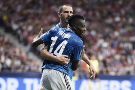 Atletico Madrid Juventus 2 2, le pagelle di CalcioWeb: Bonuc