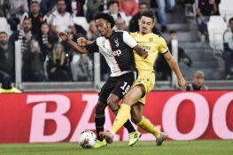 Juventus Verona 2 1, le pagelle di CalcioWeb: Buffon fondame