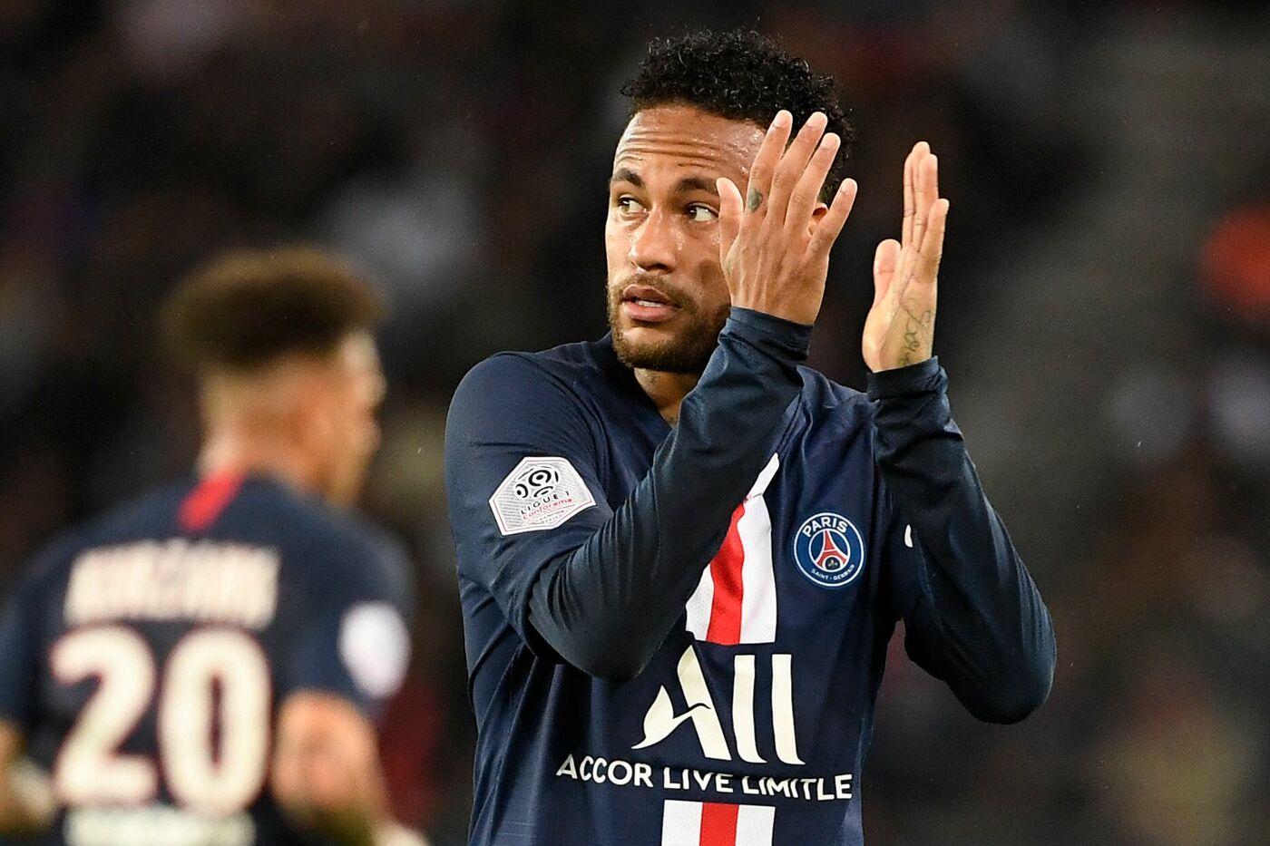 Neymar (AFP/LaPresse)