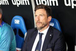 "Sampdoria Torino, la carica di Di Francesco in conferenza: """