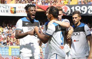 Genoa Atalanta 1 2, le pagelle di CalcioWeb: Duvan Zapata er